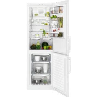 AEG Frost Free Freestanding Fridge Freezer 184.5 cm A++ RCB53325VW
